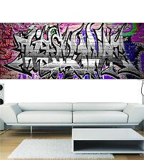 Sticker headboard bed decoration wall Graffiti ref 3675 (5 dimensions)