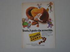 advertising Pubblicità 1976 TREETS