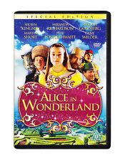 Alice in Wonderland (DVD, 2008)