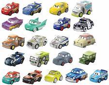 Mattel Disney Pixar Cars Mini Racers zum Auswählen Racer Auto Car