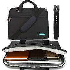13 14 15.6 inch Soft Nylon Waterproof Laptop Computer Case Shoulder Strap Bag CA