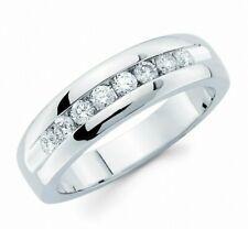 9ct white gold wedding band created diamond ring Dubai Palm Range