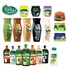Dabur Vatika Hair Care Oils/Mask/Shampoo/Conditioner/Styling Cream**FULL RANG