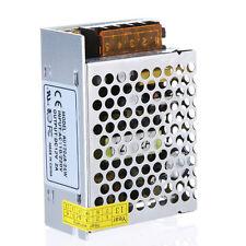 Transformador Interruptor para Tira LED STRIP 24W Tension Constante DC12V 2A T5