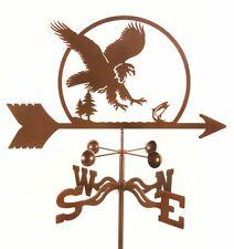 American Eagle Weathervane - Vane - Bird - Bald - Complete w/ Choice of Mount