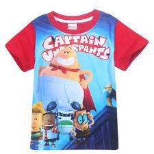 Captain Underpants Kid's T Shirt  AU Shop