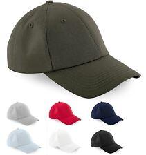 MILITARE VERDE BLU GRIGIO ROSSO NERO ORIGINALE ALETTA curva cappello da baseball