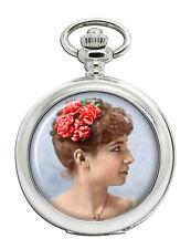 Carlotta Brianza, Italian ballerina Pocket Watch