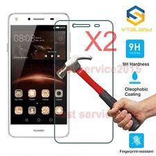 2Pcs 9H+ Premium Tempered Glass Screen Protector For Huawei Y3 II / Huawei Y5 II