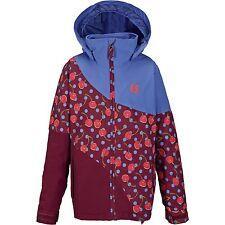 "NEW $130 BURTON KIDS/GIRLS/YOUTH SNOWBOARD/SKI ""HART"" JACKET"
