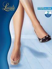 Salvapiede Levante fantasmino salva piede 2 paia Steps ballerina cotone