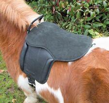 Shires Aviemore Pony Pad, Black, Havana, One Size.