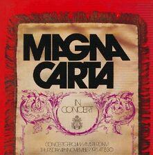 MAGNA CARTA In concert (1971) REPUK 1075 gatefold cardboard cover REPERTOIRE Neu