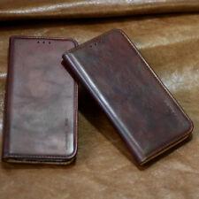 Luxus Carcasa para Apple y Samsung Smartphone Bolsa Ipad Cover Móvil Marrón