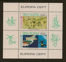 Cipro TURCA: 1983 EUROPA min.sheet SG MS 134 Unmounted MINT