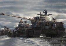 WW2 German Tiger Panzer Picture