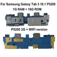 Original For Samsung Galaxy Tab 3 10.1 P5200 P5220 3G Wifi Mainboard Logic Board