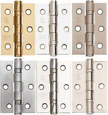 Bisagras de cojinete de bolas 3 in (approx. 7.62 cm) 76 mm FD30 CE7 clasificado de fuego precio por calidad de bisagra-UK