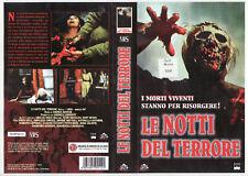 Le notti del terrore (1980) VHS