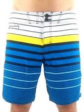 O'Neill Short Bañador Tiras Retro Blanco Blau Botones cordón