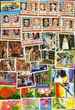 GUINEE EQUATORIALE-EQUATORIAL GUINEA collections de 50 à 1000 timbres différents
