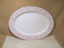 Noritake China Belle Femmes 3452 Pattern Oval Platter