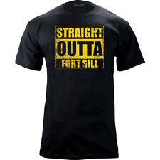 Original Straight Outta Fort Sill T-Shirt