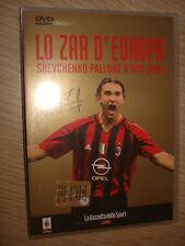 DVD MILAN AC LO ZAR D'EUROPA ANDRIY SHEVCHENKO PALLONE D'ORO 2004