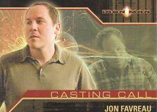 Iron Man CC9 Casting Call card.