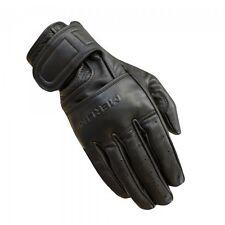 Merlin Stretton Noir moto moto cuir cruiser gants