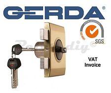Gerda montaggio in superficie di alta qualità serratura porta negozio casa ufficio 4 CHIAVI ZX Plus