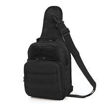 Molle Men Sling Chest Bag Tactical Military Cross Body Messenger Shoulder Pack