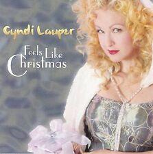CYNDI LAUPER - FEELS LIKE CHRISTMAS - NEW CD