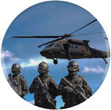 'SWAT Team' Button Pin Badges (BB009004)