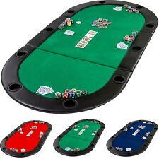 Pokertisch Pokerauflage Poker Table Surface Tapis, Pokertable Pliable Pliable