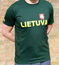 Lithuania T-Shirt LIETUVA  Basketball Team