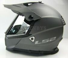 LS2 MX436 Pioneer EVO Motorcycle Adventure Helmet Enduro Off Road Supermoto Dual