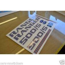 Bailey Ranger-Stile (2) - TETTO & Numero modello Adesivi Decalcomania Grafica-Set di