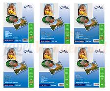 Alta Lucentezza Qualità Premium Carta Fotografica Inkjet Lucida a4 6x4 a3 Etikettenworld