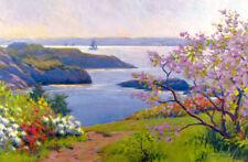 Newport Ocean SAILING Cape Cod Giclee Paper or Canvas