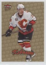 2006-07 Fleer Ultra Gold Medallion #30 Chuck Kobasew Calgary Flames Hockey Card