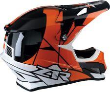 Z1R Rise Motorcycle MX ATV Helmet - Orange - All Sizes