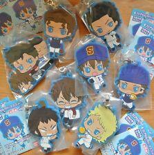 Rubber Strap - Diamond no Ace : Mascot Vol2 - Sawamura Miyuki Narumiya Chris