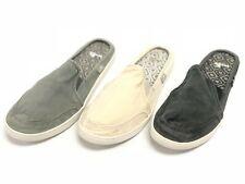 454a98f8aea Sanuk Women s Dree Me Cruiser Slip On Shoes 1015922 Mules Canvas Multiple  Colors