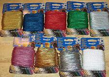 Needloft CRAFT CORD for PLASTIC CANVAS 20 Yards CARDMAKING, Crafts, SCRAPBOOKING