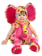 Isabella Elephant Costume Princess Paradise Pink Floral Baby 6 9 12 18 24 mo 2T