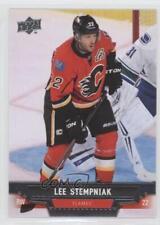 2013-14 Upper Deck #282 Lee Stempniak Calgary Flames Hockey Card