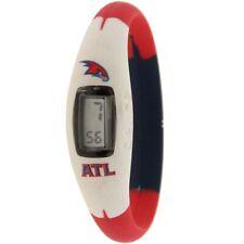 $30 Deuce Brand NBA Atlanta Hawks Watch white  red  battery not included