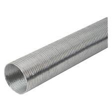 3 Meter, 125 mm Alu-Flex-Rohr 1m 3m 5m Flexrohr /Ø 80 100 125 150 200 Alurohr Schlauch Flexschlauch Aluflexschlauch
