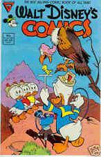 WALT Disney 's Comics & Stories # 520 (Barks) (USA, 1987)